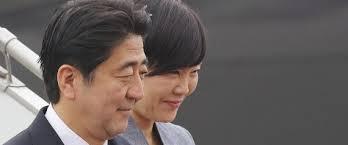 安倍総理と昭恵夫人