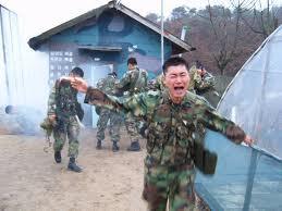 最弱 韓国軍
