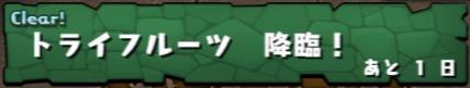 トライフルーツ 0