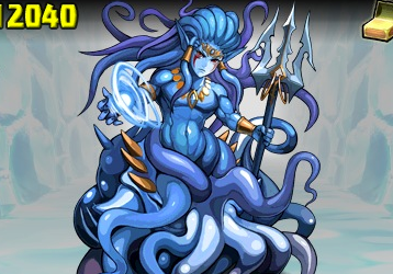 幻獣 クラーケン