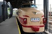 鉄道記念館 電車1