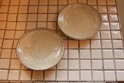 粉引き 豆皿1