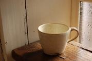 江原さんのマグカップ