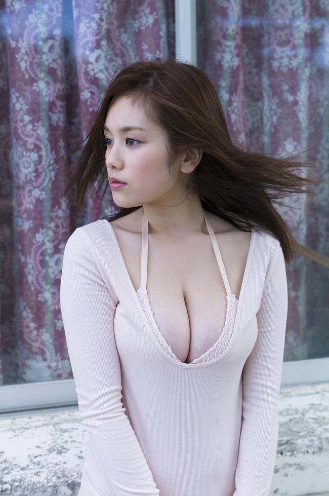 筧美和子 垂れ乳 エロい (11)
