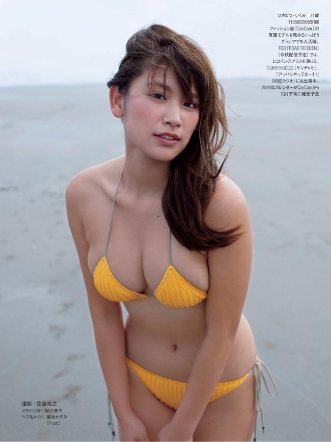 久松郁実 グラビア (35)