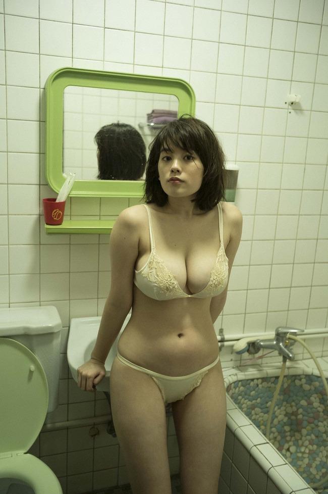 筧美和子 巨乳 グラビア (12)