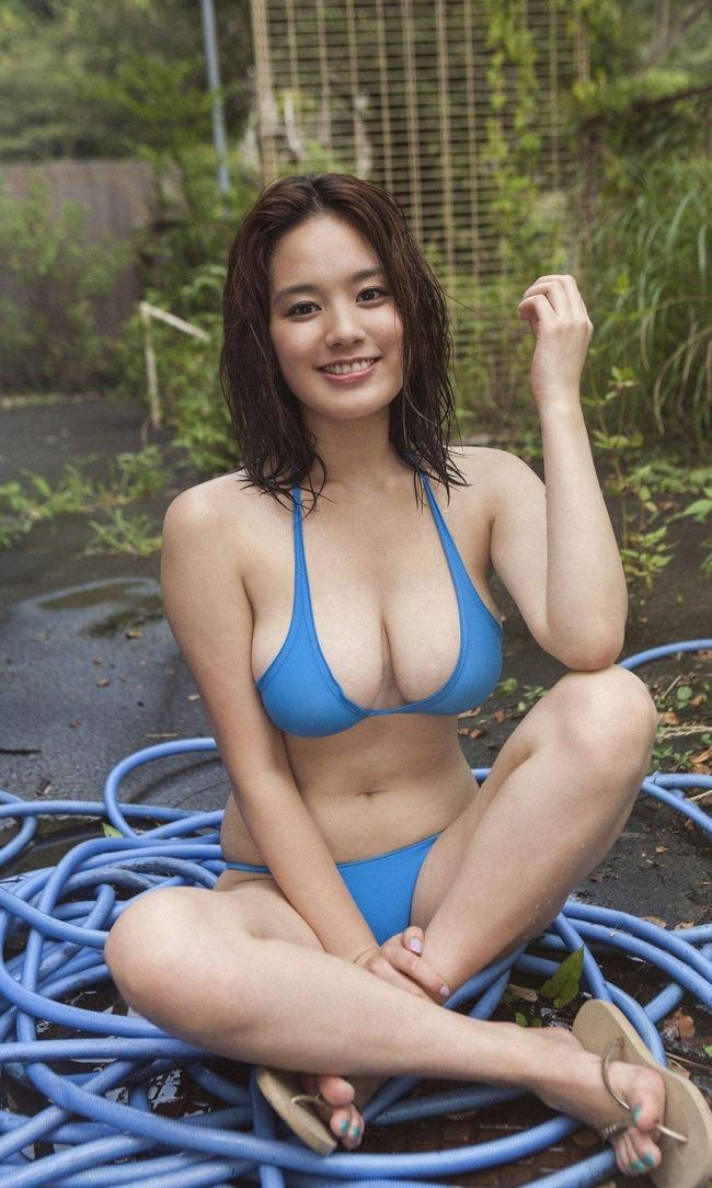 筧美和子 垂れ乳 エロい (42)