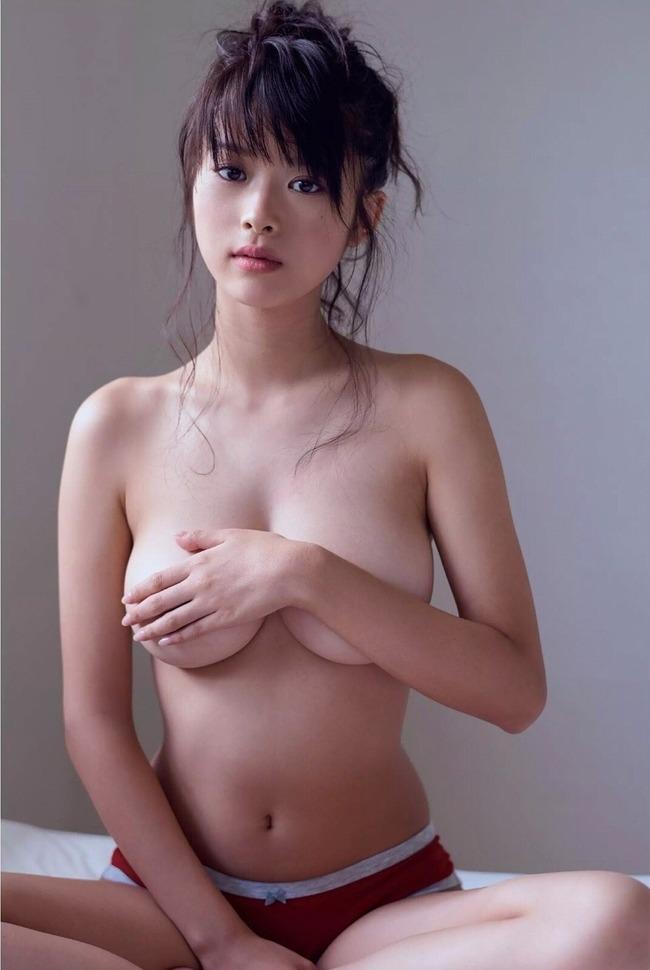 馬場ふみか 神乳 グラビア画像 (3)