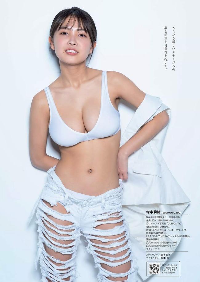 寺本莉緒 グラビア (33)