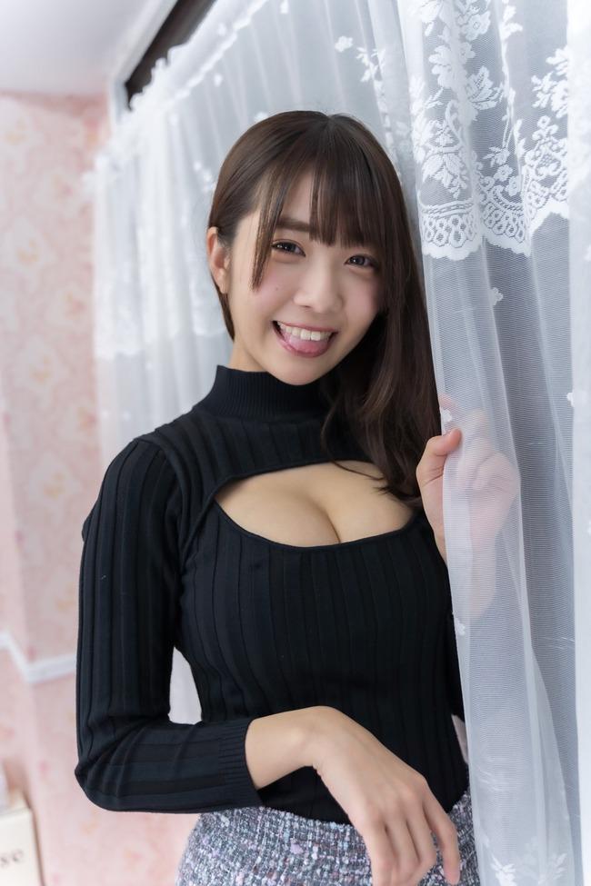 天羽希純 かわいい 適乳 (13)