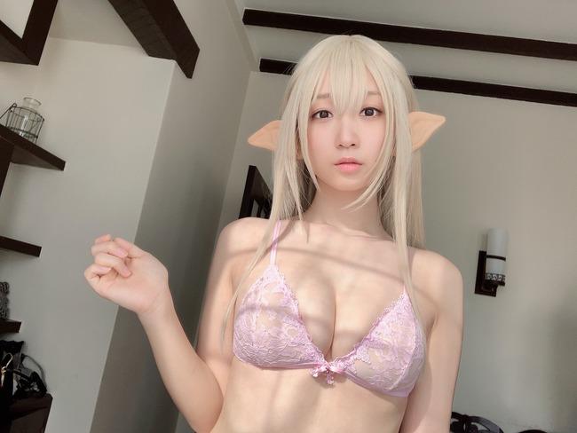 伊織もえ 虚乳 ニット (27)