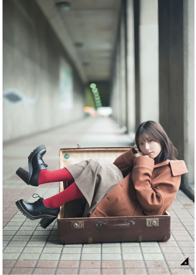 与田祐希 グラビア (19)
