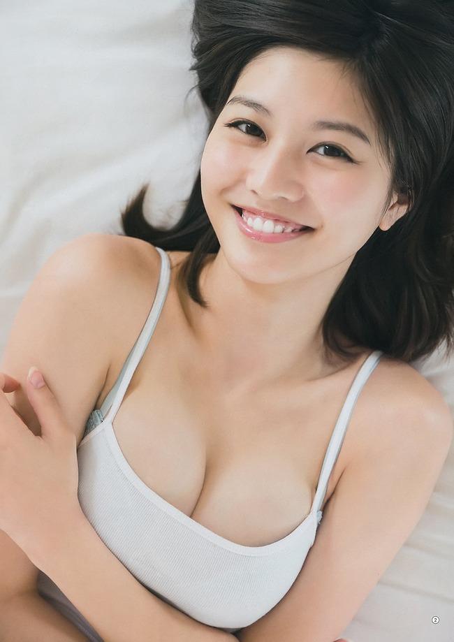 林ゆめ クビレ グラビア (5)