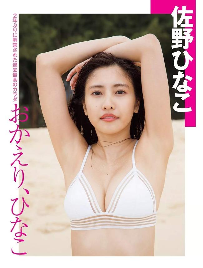 佐野ひなこ グラビア (35)