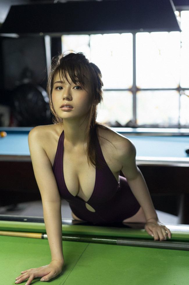 井口綾子 かわいい グラビア画像 (8)