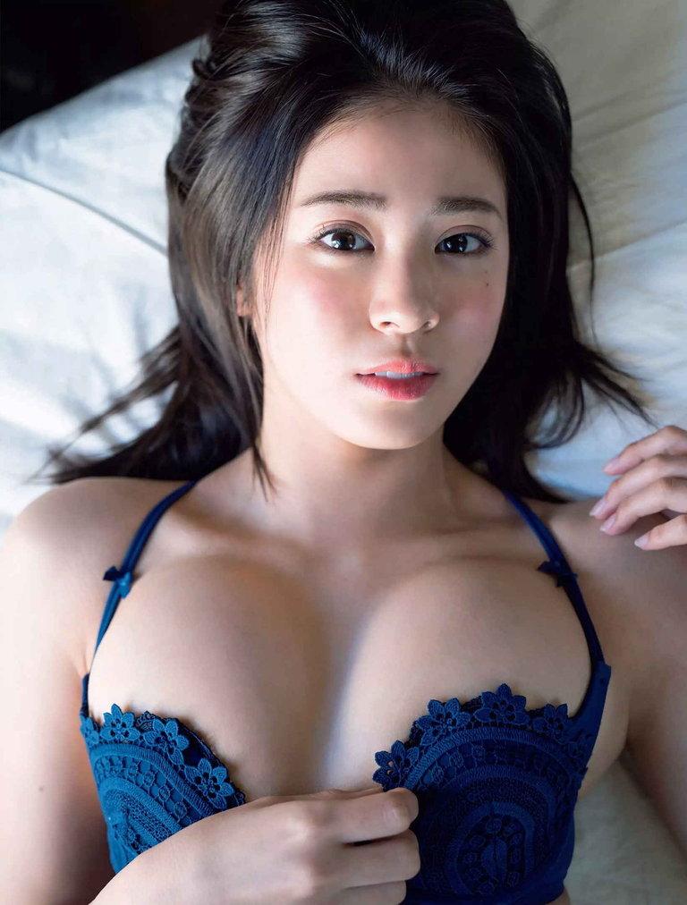澤北るな高画質水着画像