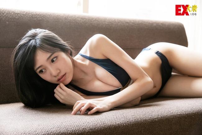 横野すみれ 美人 グラビア画像 (13)
