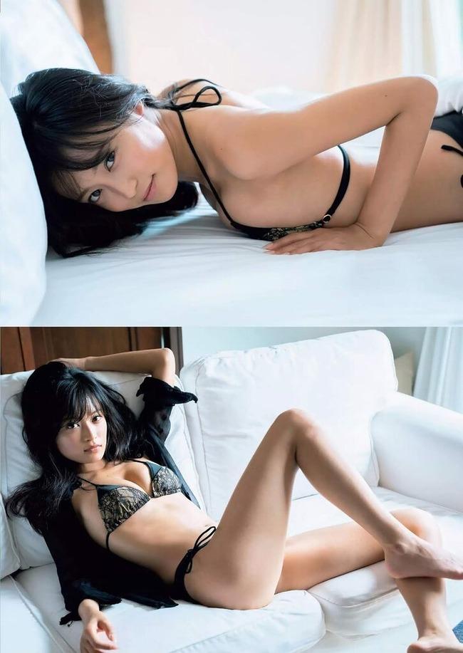 小島瑠璃子 美乳 グラビア画像 (16)