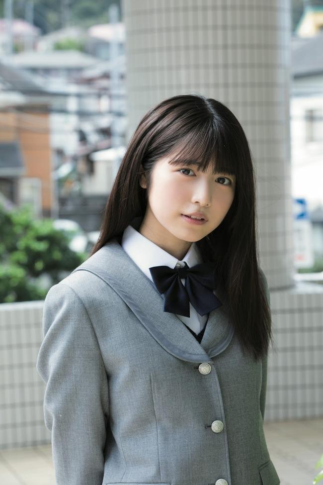 吉田莉桜 かわいい JK (18)