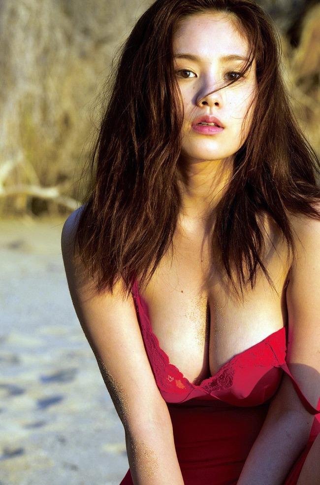 筧美和子 垂れ乳 エロい (32)