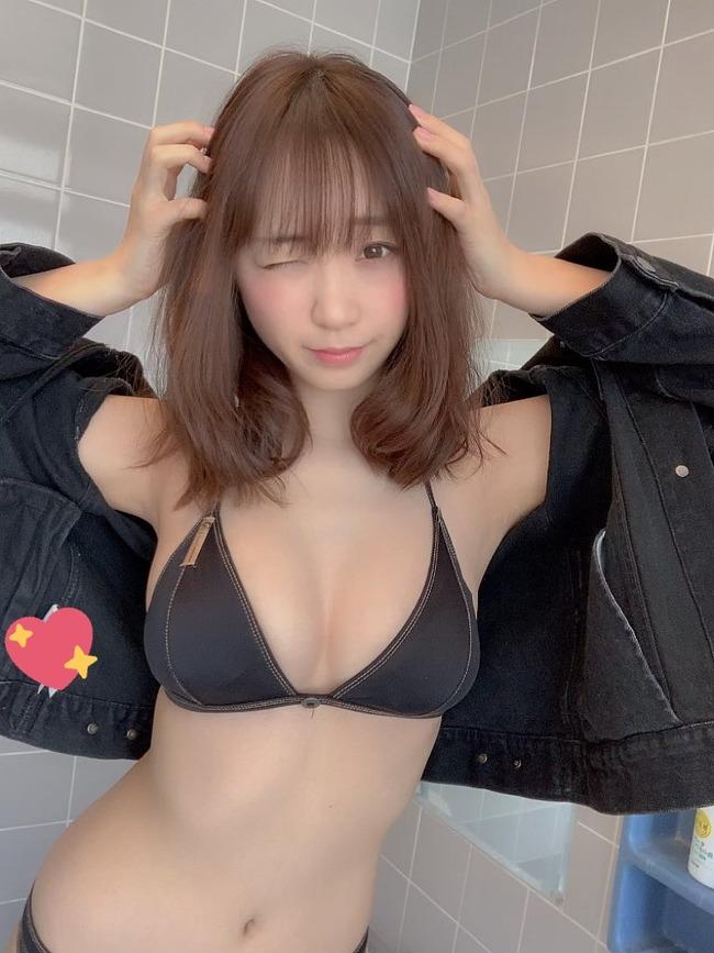 伊織もえ 虚乳 ニット (32)