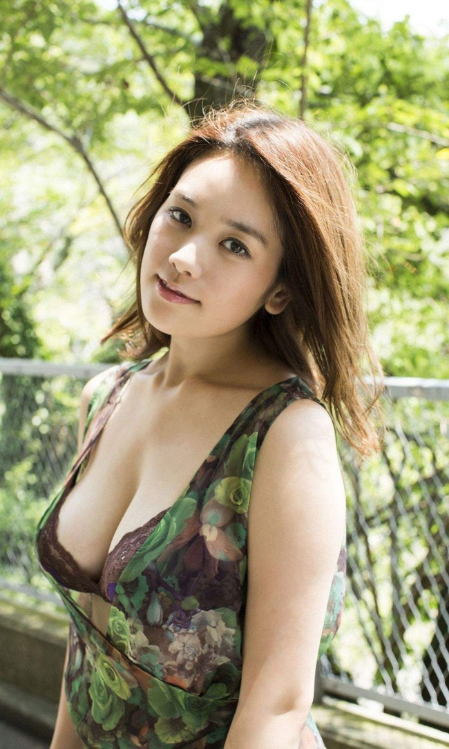 筧美和子 垂れ乳 エロい (35)