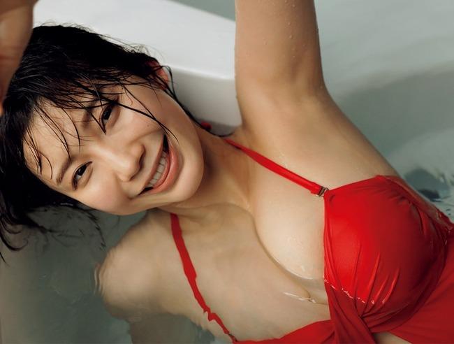 小倉優香 Gカップ グラビア (18)