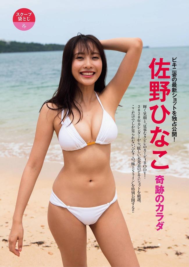 佐野ひなこ グラビア (6)
