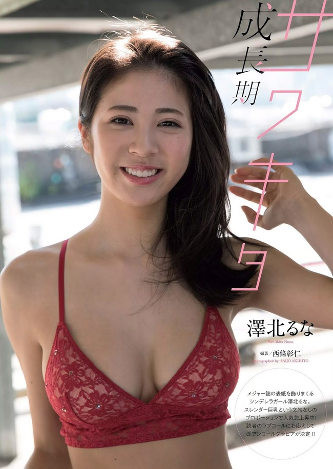 澤北るな グラビア (31)