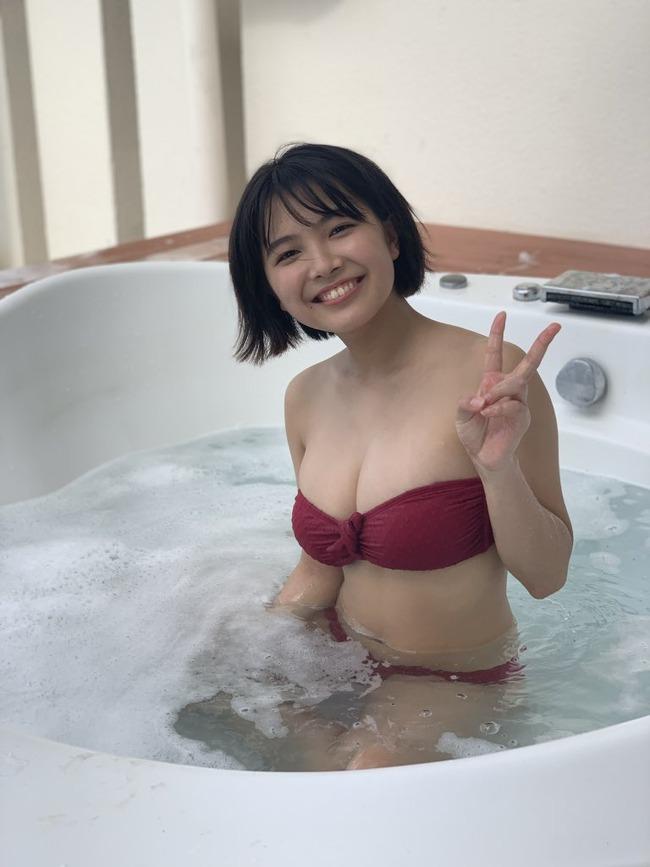 寺本莉緒 Gカップ Twitter (4)