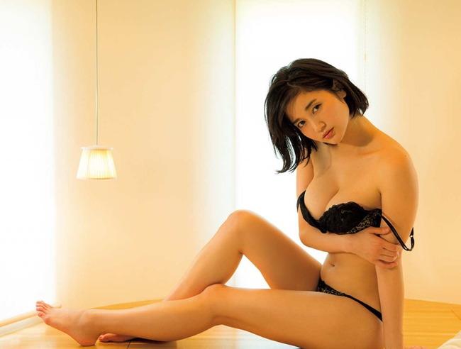 Gカップの美巨乳!!個人的に推したいグラドル出口亜梨紗のスタイルがなんとも言えなくてかなり好き(〃ω〃)モェ!!ww×41P