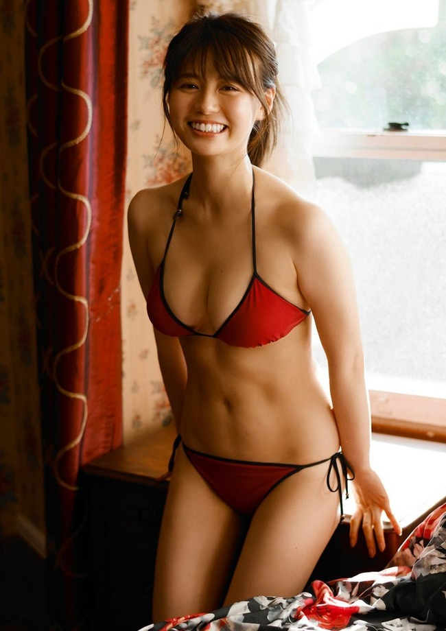 井口綾子 かわいい グラビア画像 (41)