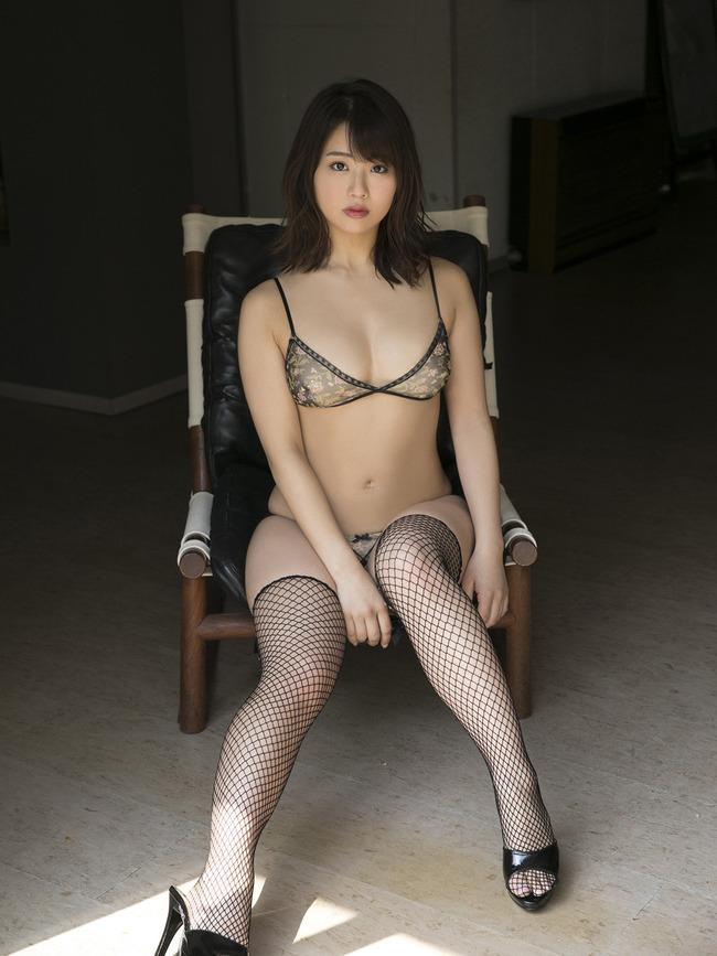 平嶋夏海 F乳 グラビア (3)