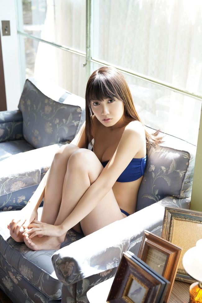 黒木ひかり 美乳 黒髪 グラビア (20)