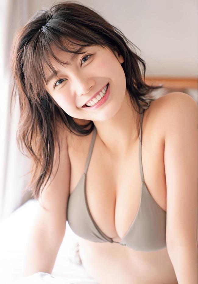小倉優香 Gカップ グラビア (9)