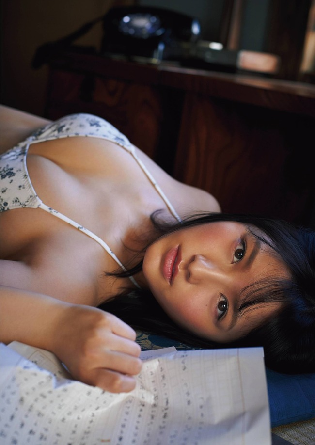 大和田南那 かわいい グラビア (14)