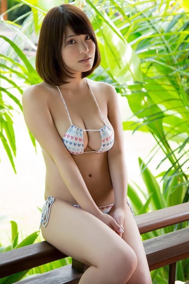 岸明日香 巨乳 エロい (5)
