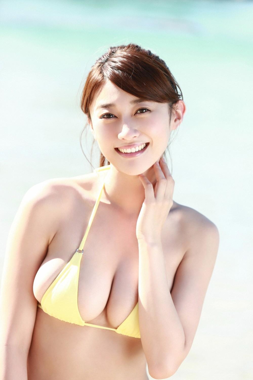 理想形G乳をしている原幹恵がムチムチだし雰囲気がめっちゃそそる(*´▽`*)ww×45P 表紙