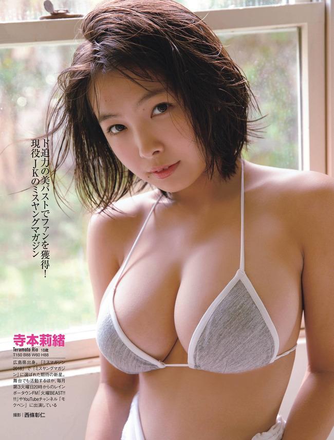 寺本莉緒 Gカップ グラビア画像 (29)