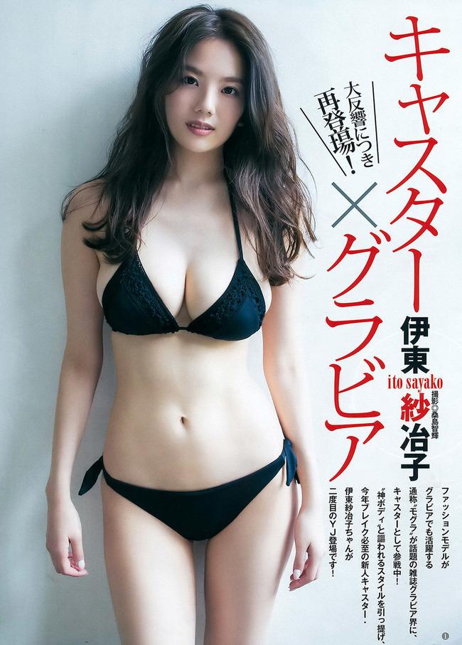伊東紗冶子 巨乳 エロ画像 (11)