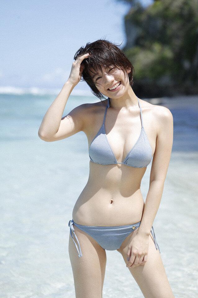 佐藤美希 巨乳 グラビア画像 (10)