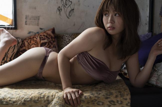 井口綾子 かわいい グラビア画像 (12)