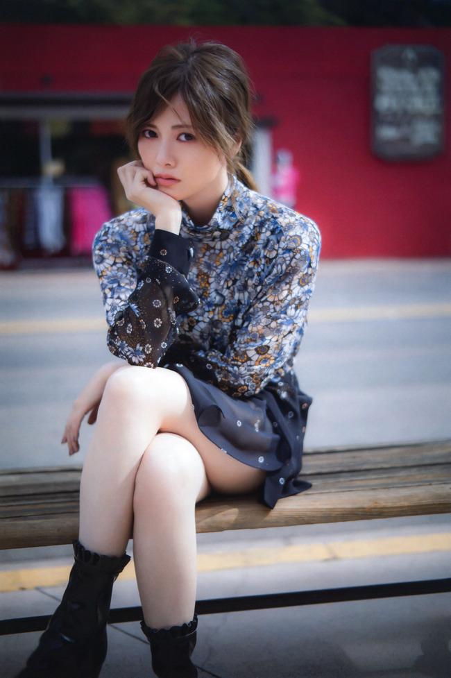 白石麻衣 かわいい グラビア画像 (9)