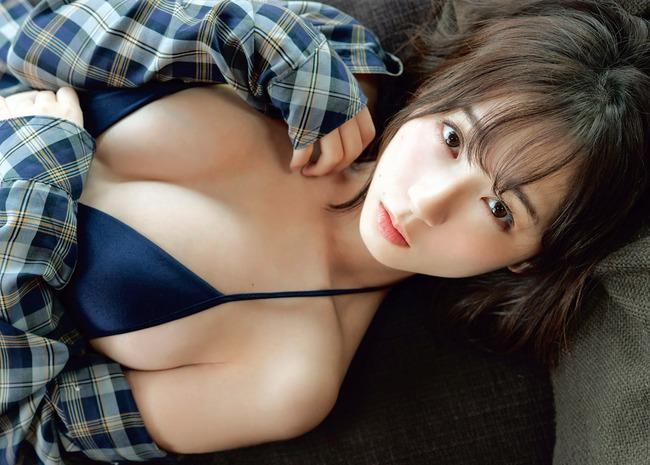 伊織もえ Hカップ グラビア (27)