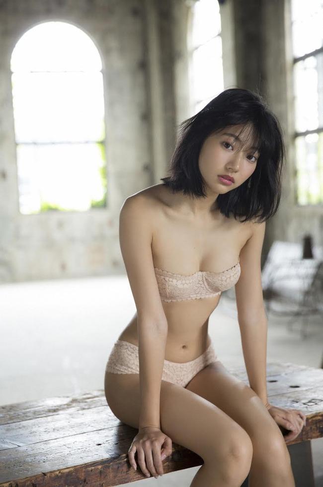 武田玲奈 清楚系 ラストグラビア (15)