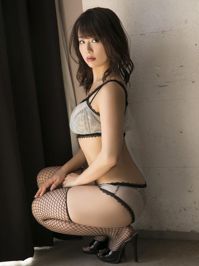 平嶋夏海 F乳 グラビア (5)