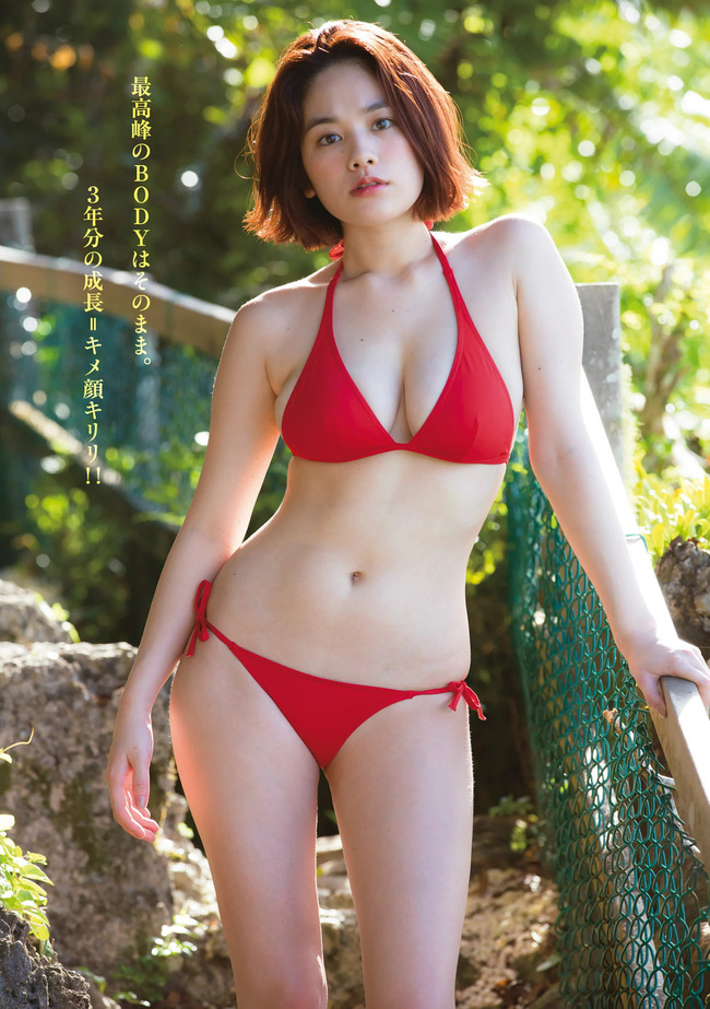 筧美和子 垂れ乳 エロい (6)