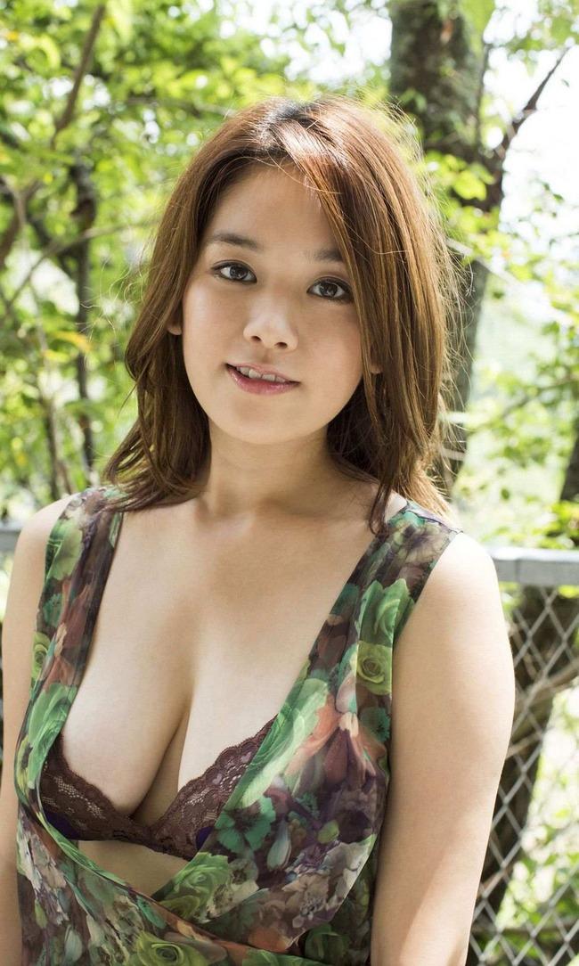 筧美和子 垂れ乳 エロい (36)