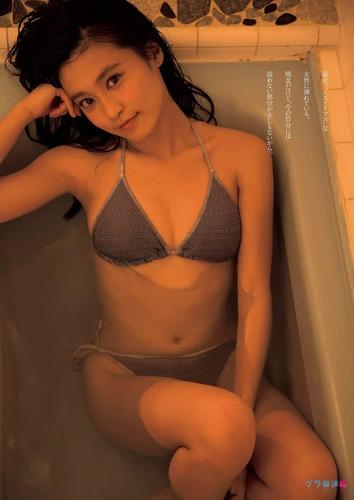 お風呂の小島瑠璃子