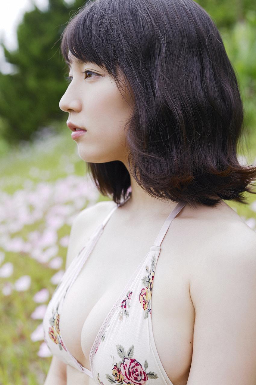 可愛すぎる女優 吉岡里帆の隠れDカップを見てみないか(*´▽`*)ww×39P 表紙